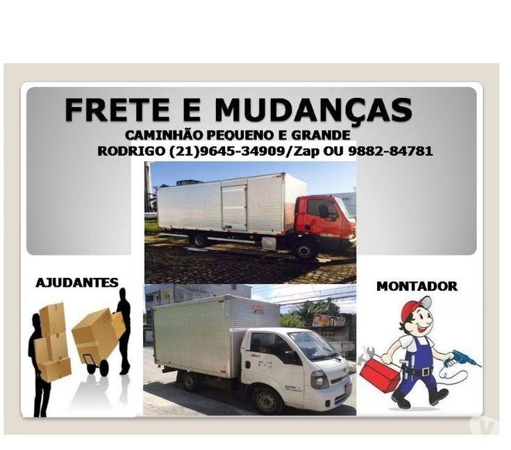 Fotos para CAMINHÃO BAÚ ( FRETES E MUDANÇAS ) BONS VALORES