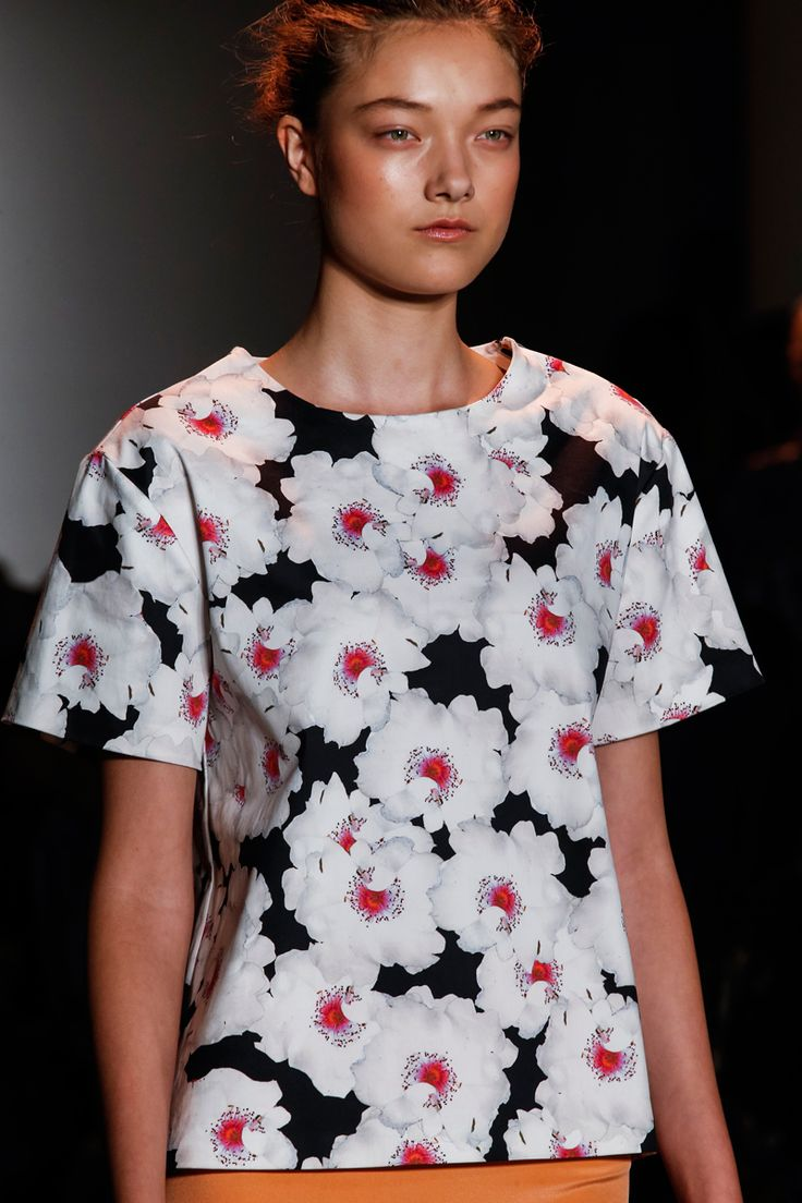 Peter Som Spring 2014 RTW - Details - Fashion Week - Runway, Fashion Shows and Collections - Vogue