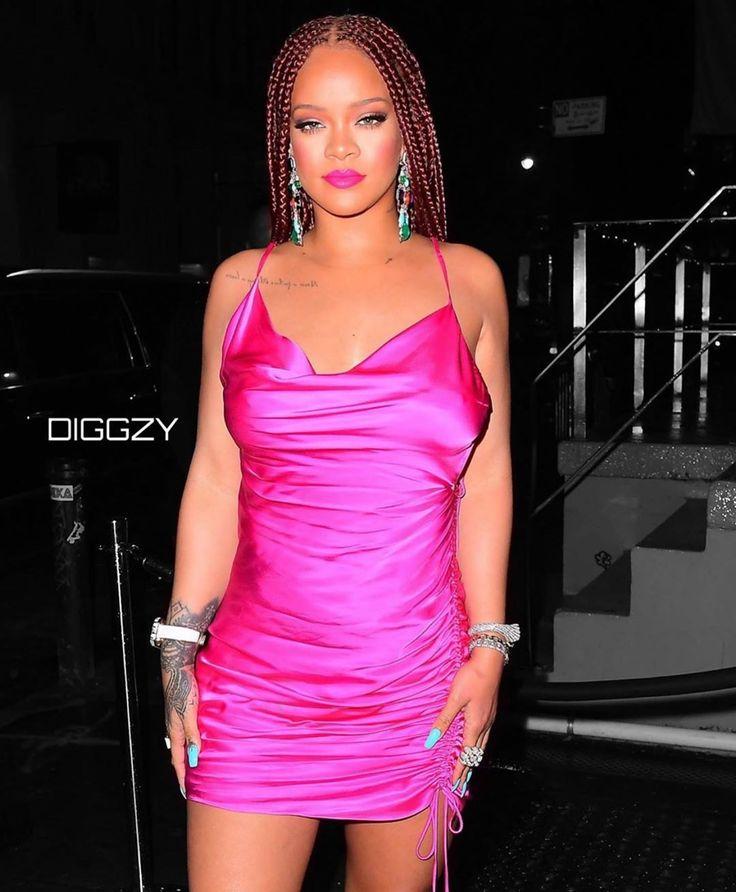 @rihannayb Rihanna Music Hip-hop Star | Robe rihanna, Mode