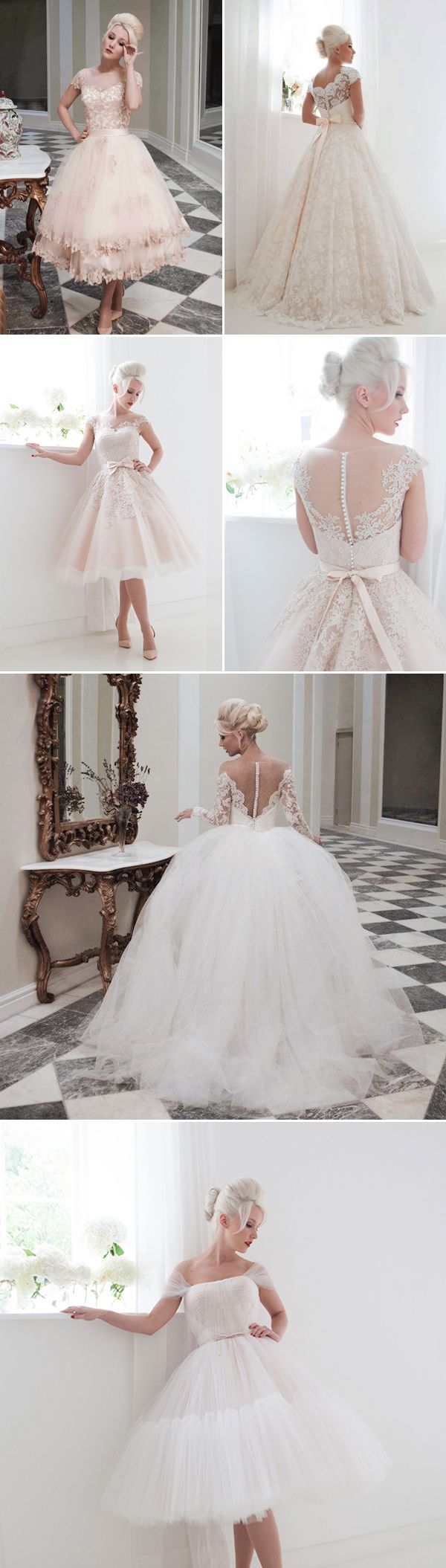 48 Prettiest Vintage Wedding Dresses You Will Love!