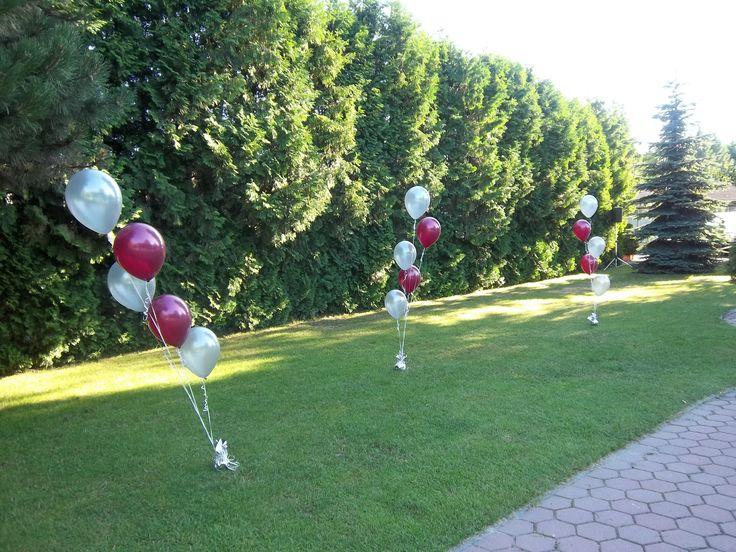 Balónové kytice 5 ky hélium