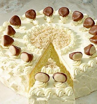 Kesten krem torta