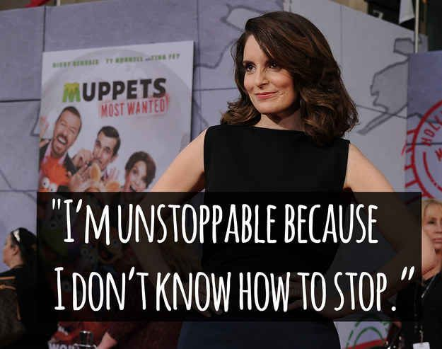 21 Brilliant Tina Fey Quotes That Prove She's The Ultimate Boss