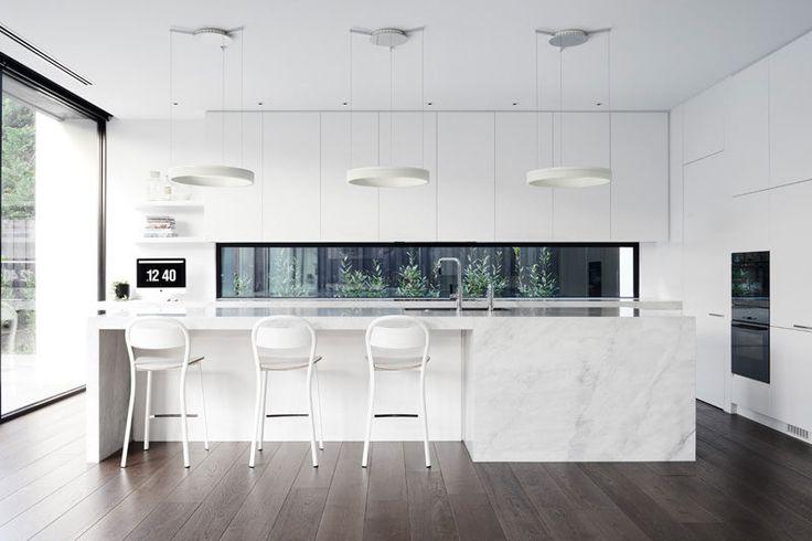 Kitchen Backsplash Window