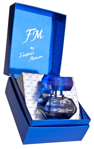 FM 318 is a Floral Fragrance with Oriental Notes. - A light composition of energising mint, in...