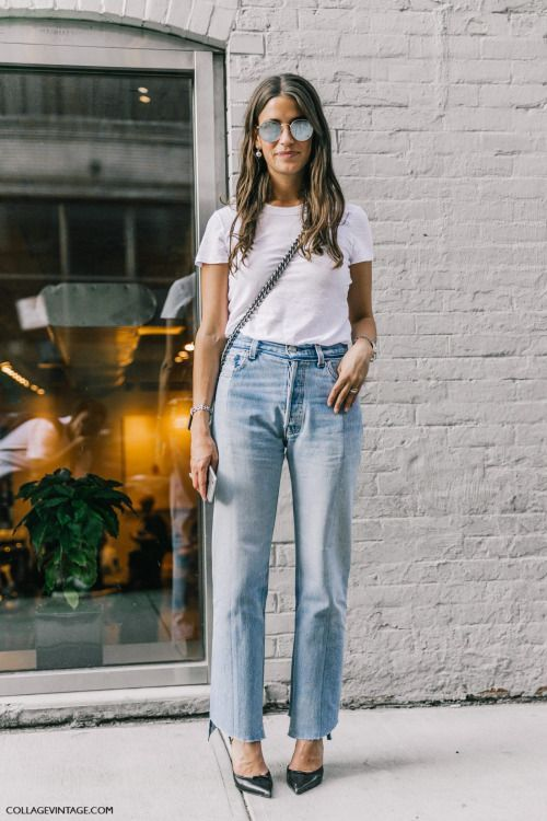 The Best White Tees to Shop Now