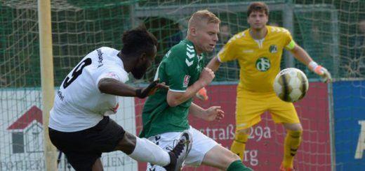 Lüneburger SK Hansa -Lohmühle 2:2 - Regionalliga (4.liga)