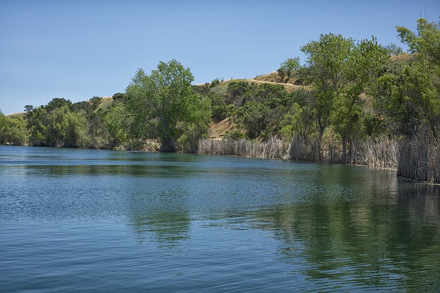 Shadow cliffs, Livermore California. Fished here a lot!