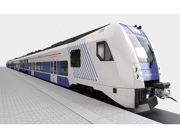 National Express is to procure 38 five-car Škoda Transportation RegioPanter EMUs for the Nürnberg S-Bahn services.
