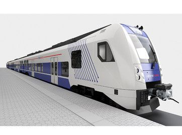National Express is to procure 38 five-car Škoda Transportation RegioPanter EMUs for the Nürnberg S-Bahn services.