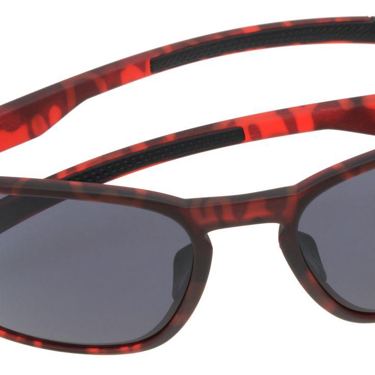 Adidas Protean ad32 3000 Rot Havanna Matt #eyewear #eyewearfashion #sportglasses #sportbrille