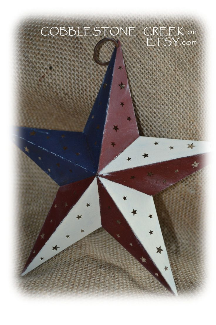 27 best country stars images on pinterest prim decor for Star home decorations