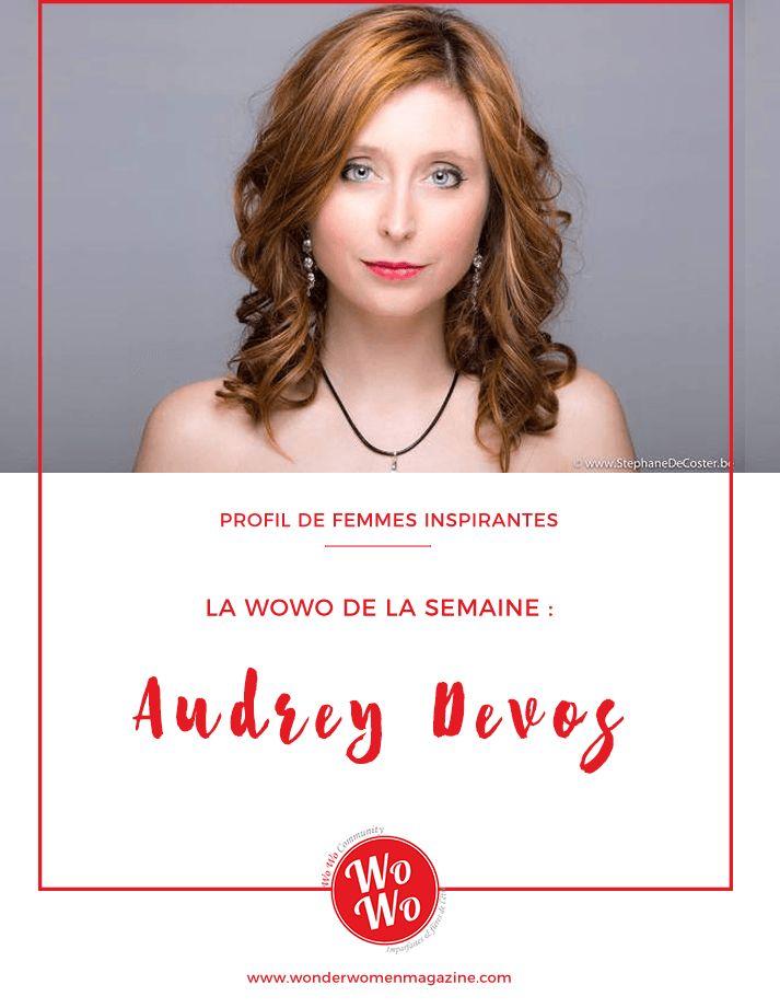 La Wowo de la semaine – Audrey Devos