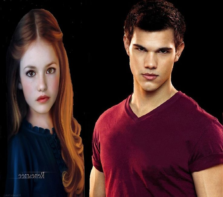 jacob black and renesmee cullen - 736×650