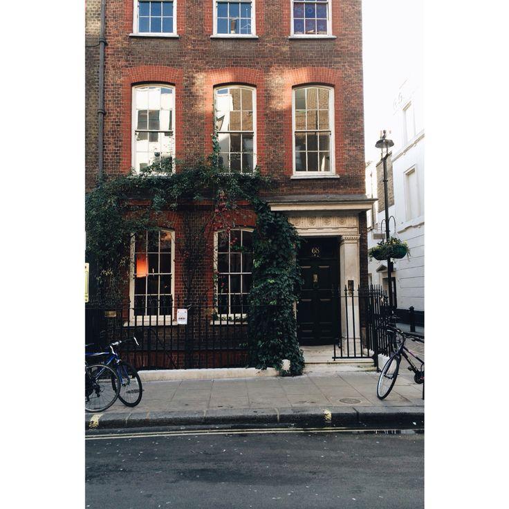 London Dean street