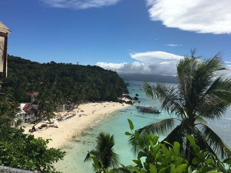 Diniwid beach in Boracay