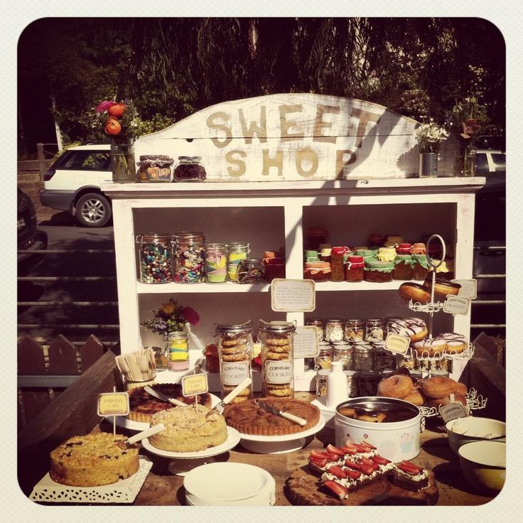 Market Party Cake Stall Cake Stalls Pinterest We