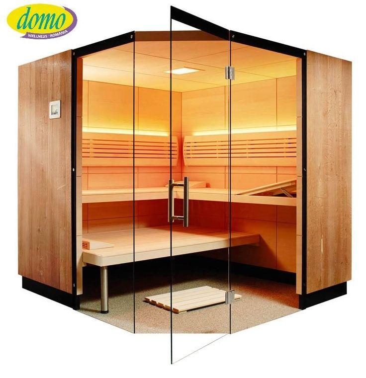 Saune-Brasov (www.sauna-brasov.ro tel. 0744507113), partener oficial Domo…