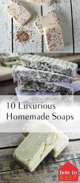 Homemade Soaps, How to Make Homemade Soap, Homemade Beauty Products, All Natural Soap, Soap for Less, Natural Beauty Products, Popular Pin, Handmade Soaps