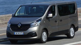 Essai Renault Trafic (2014) - Test auto Turbo.fr