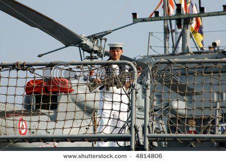Sailor guard