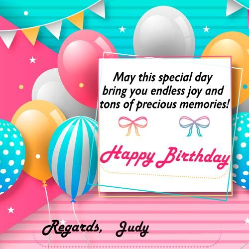 write name on birthday wishes quotes sms card in 2020