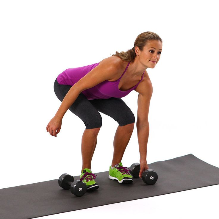 1 Move to Tone Your Entire Body