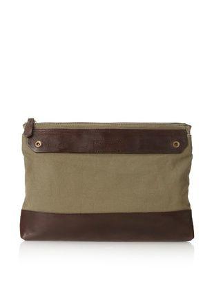 40% OFF Hayden Harnett Men's Banker's Bag (Olive)