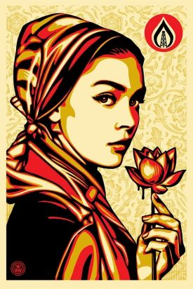 Shepard Fairey (Obey), Natural Springs