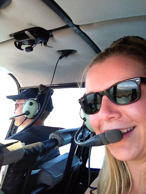 Seeing Phillip Island by helicopter