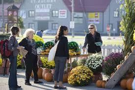 Great Farmer's Markets in St. Jacobs!