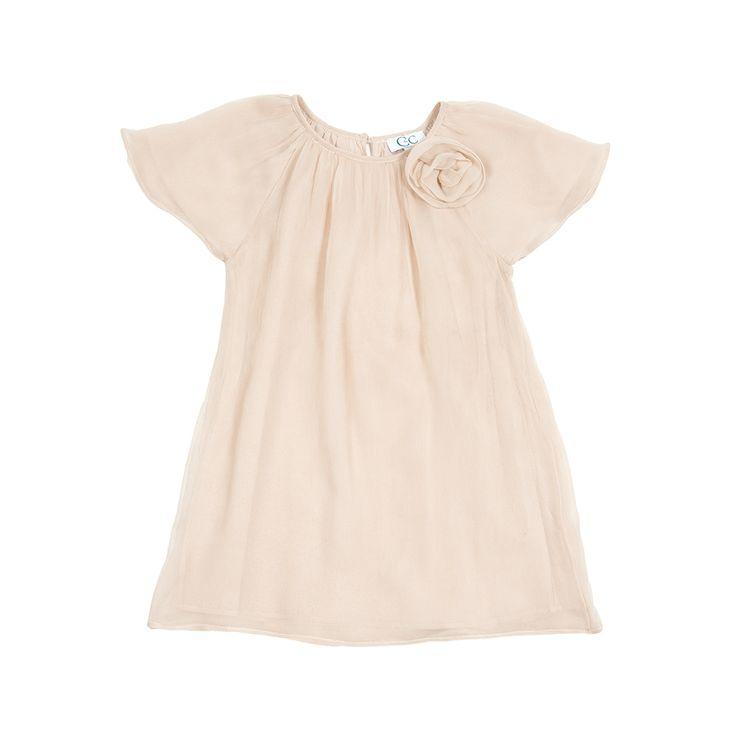 Petite robe chic, parfaite pour les fêtes (Hedully  pale pink à partir de 69€)