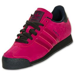 Adidas Samoa Pink/Dark Shale. It\u0027s taking all my willpower not to  immediately order. Soccer ShoesSports ...