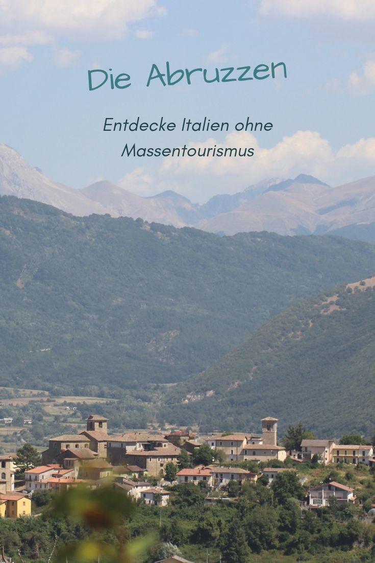 Mit Dem Fahrrad Kreuz Und Quer Durch Italien Die Abruzzen