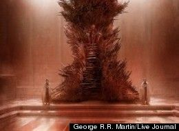 The Real Iron Throne #GameOfThrones