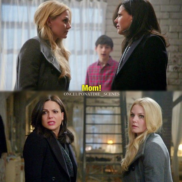 "Henry, Regina and Emma - 4 * 16 ""Best Laid Plans"" Haha"
