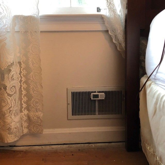 The Third Worst Place To Put A Duct Energy Vanguard Indoor Air Indoor Air Quality Atlanta Homes