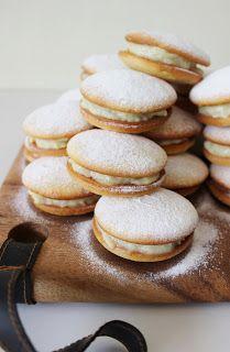 Zoet & Verleidelijk: Puddingwafels