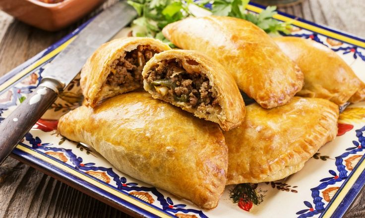 This is a super simple empanada recipe that is perfect for busy weeknights.
