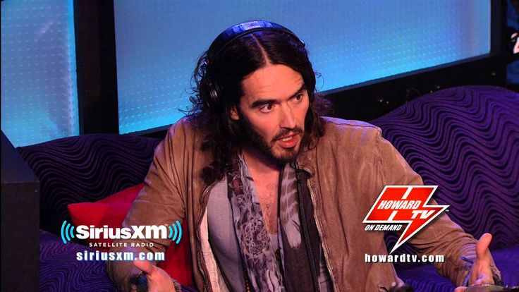 HOWARD STERN: Russell Brand talks about Katy Perry; Demi Moore; dating &...