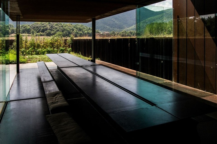 1000 images about casa rural rcr on pinterest posts for Arquitectes girona