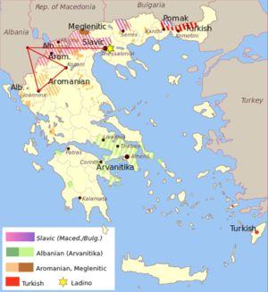 Συζήτηση:Σλαβόφωνοι της ελληνικής Μακεδονίας/προσωρινό - Βικιπαίδεια