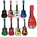 Kids' 25-inch Toy Acoustic Guitar Kit | Overstock.com