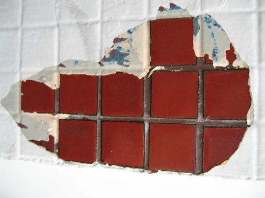 How To Diy Paint Ceramic Tile