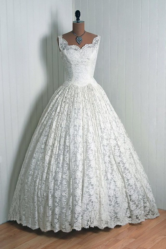1950s wedding dress                                                                                                                                                                                 More