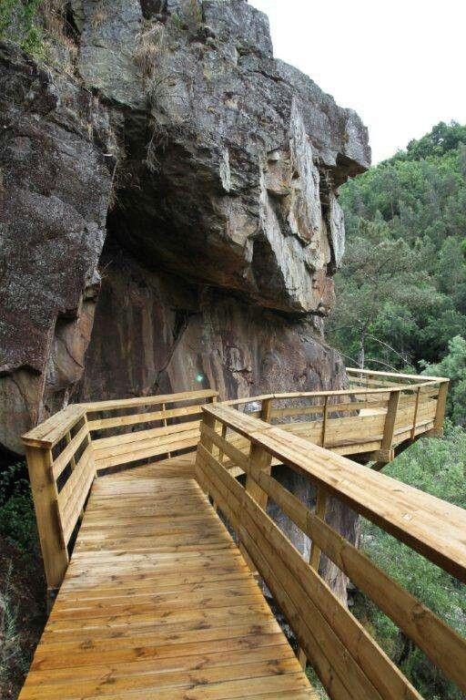 Passadiços do paiva -Geopark Arouca http://www.aveirolovers.pt/passadicos-do-paiva/