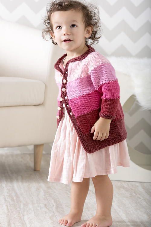 91 best Knitting For Toddlers images on Pinterest   Knitting ...