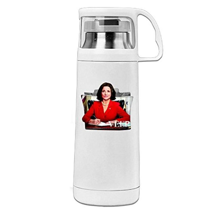 DAMEI Veep Best Comedy Series 2016 Stainless Steel Mug / 350mL Coffee Thermos & Vacuum Flask Water Bottle - Brought to you by Avarsha.com