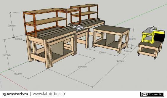 best 25 rolling workbench ideas on pinterest woodworking shop bench ideas workbench ideas. Black Bedroom Furniture Sets. Home Design Ideas