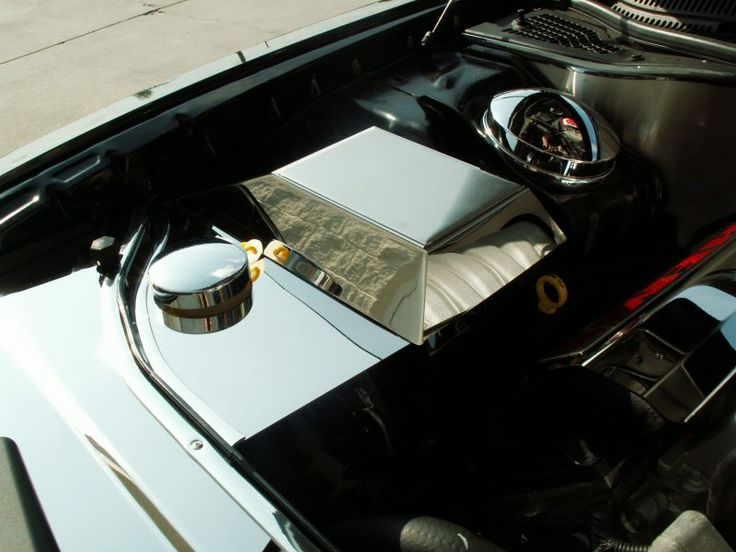 ACC - Chrysler 300 / Dodge Charger/Magnum 5.7 SRT 8 Anti Lock Brake Cover Polished w/Cap 2005-2010
